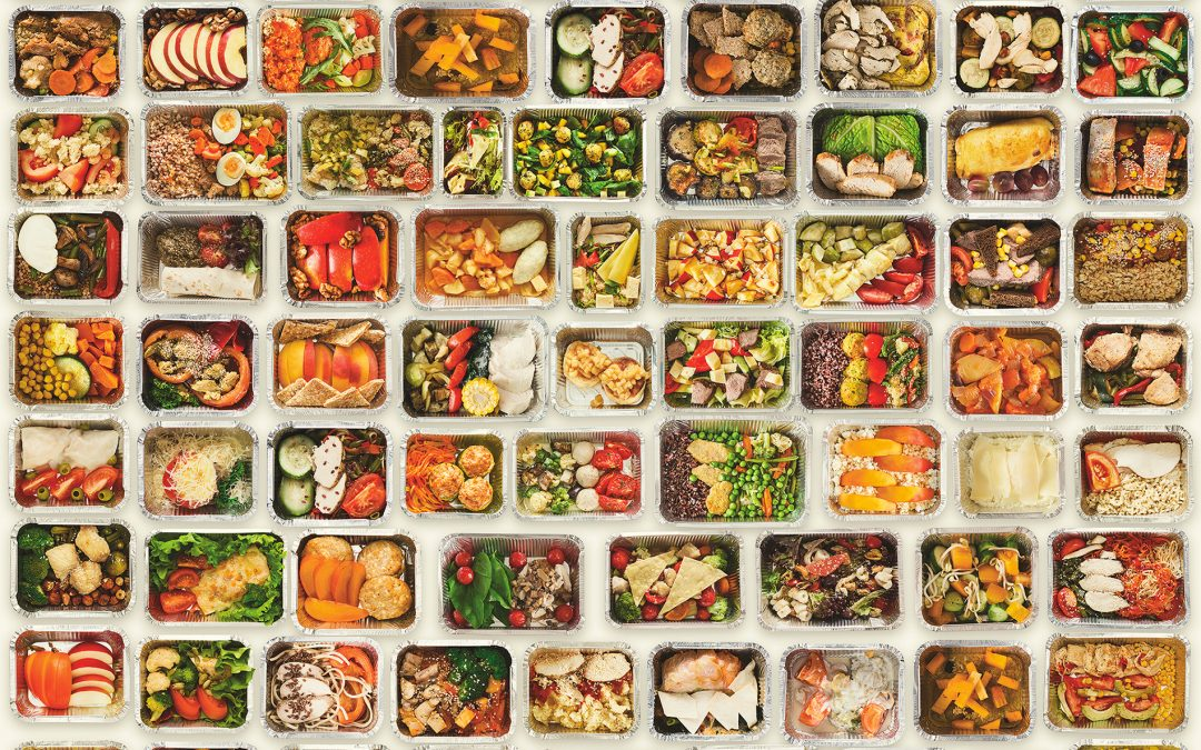 28 Meals in 60 Minutes