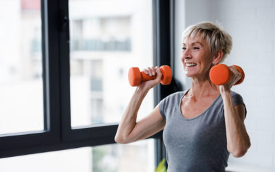3 Reasons Why Strength Training is Important for Healthy Aging